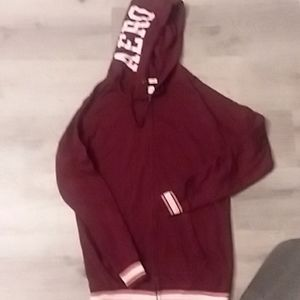 Aeropostale hooded sweatshirt